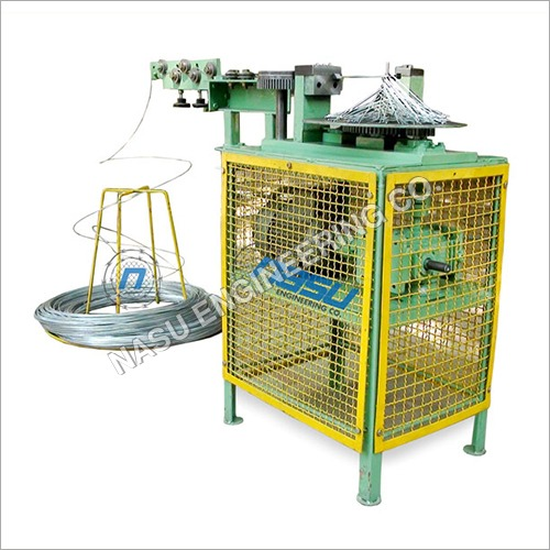 U Pin Making Machine