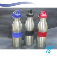 Steel Sipper Bottle