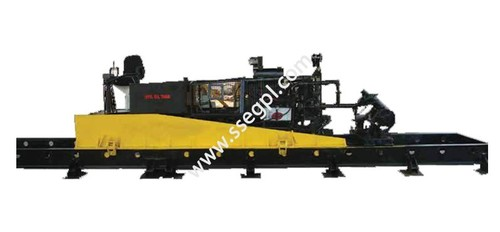 Hydraulic Augerless Machine