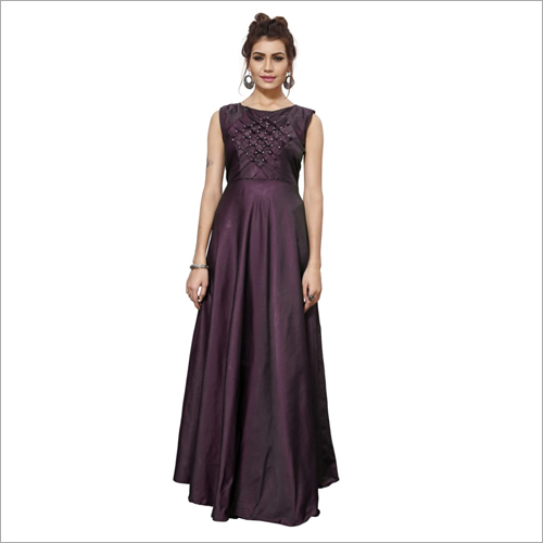 Ladies Modern Gown