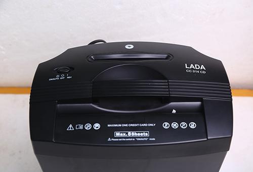 LADA Paper Shredder Machine