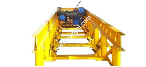 Pipe Pushing Machine