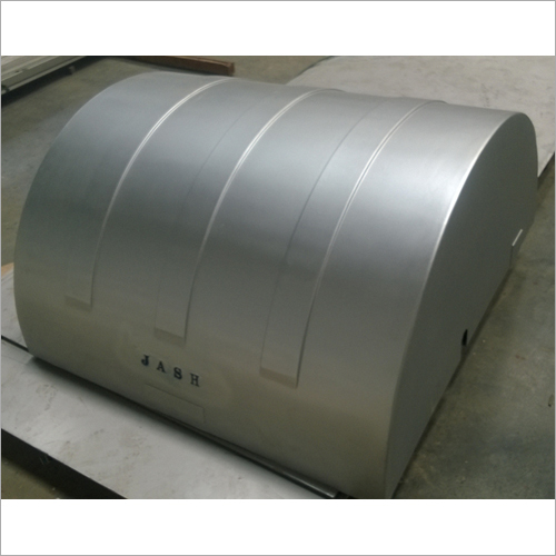 Prototype FRP Machine Cover