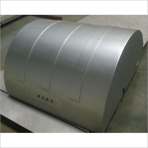 Prototype FRP Machine Cover