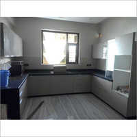 Designer U Shaped Modular Kitchen