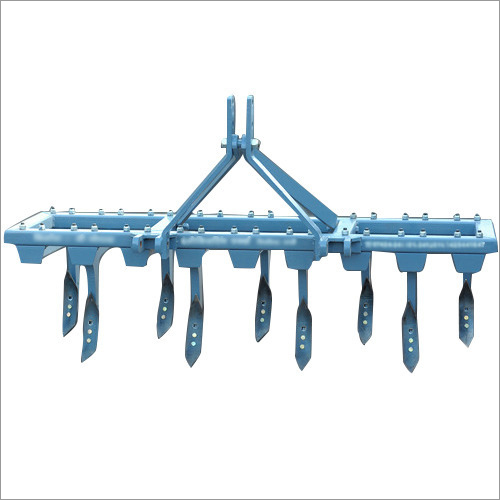 Loaded Rigid Cultivator