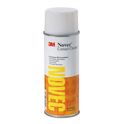 3M Novec Contact Cleaner Plus, 11-oz Can
