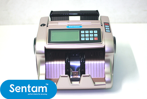 SEMI AUTOMATIC MONEY COUNTING MACHINE