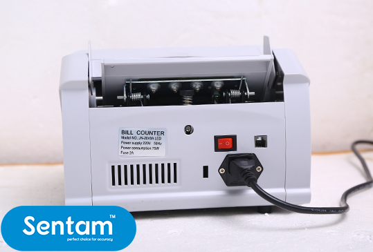 Currency Counting LED Machine