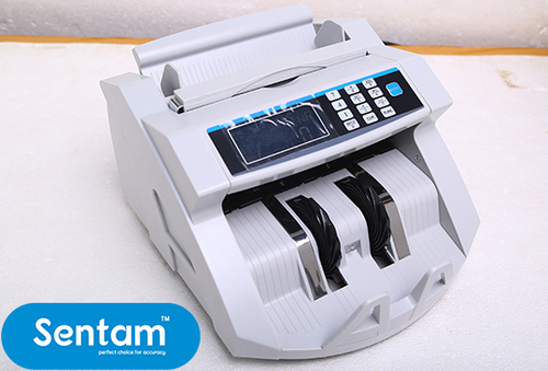 CURRENCY COUNTING LCD MACHINE