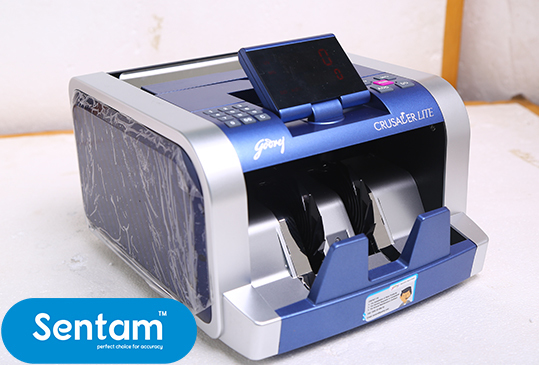 GODREJ - NOTE COUNTING MACHINE CRUSADER LITE