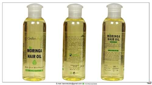 moringa hair oil