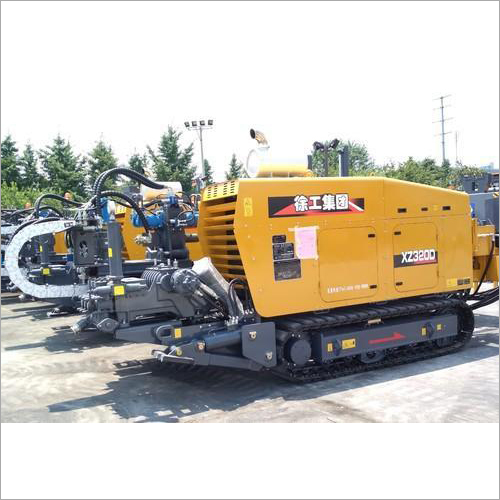 Horizontal Directional Drilling Machine