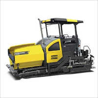 Tracked Paver