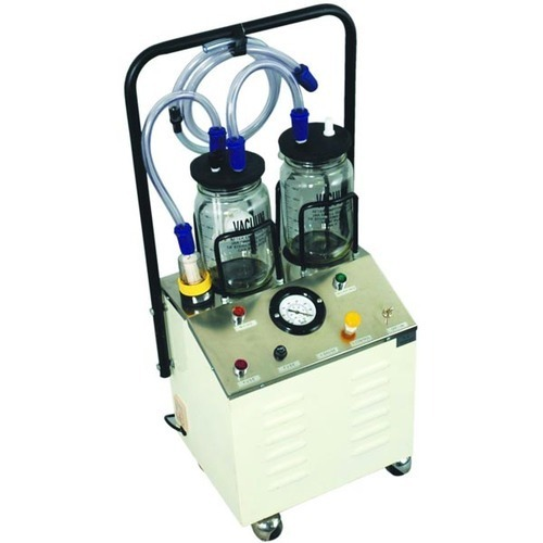 Suction Machine Half HP