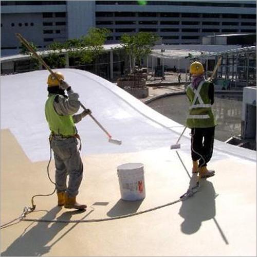 Acrylic Based Waterproof Coating