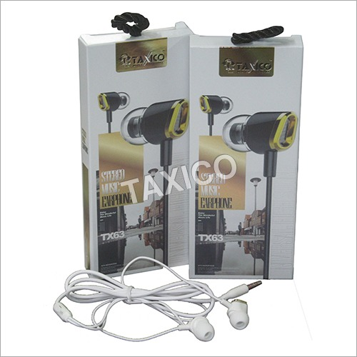3.5mm Universal Jack Earphone