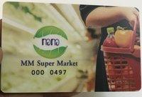 PVC Supermarket Cards