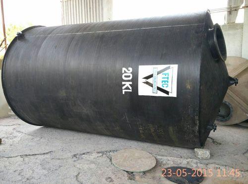 20 KL Spiral Tank