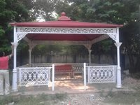 Metal Roof Gazebo