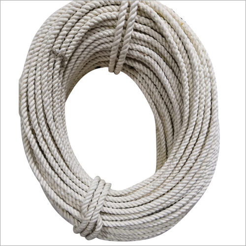 White Plastic Rope