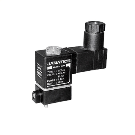32 Direct acting NC valve - 22mm