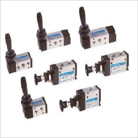 Manually Operated Valves DS2