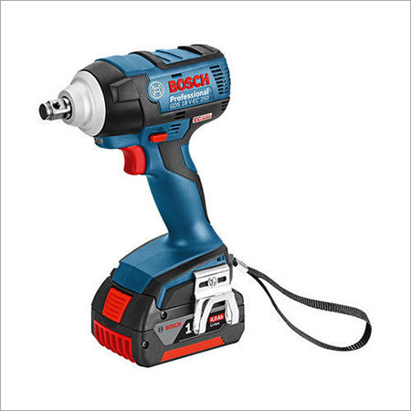 Cordless Wrench and Driver