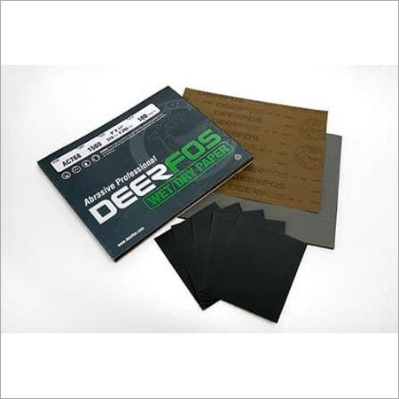 AC768 Abrasive Sheet