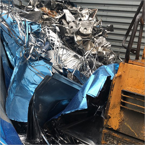 Stainless Steel Solid Scrap