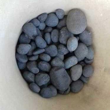 Black River Pebbles