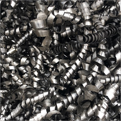 Recycling Stainless Steel Turning Scrap
