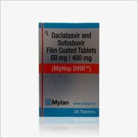 MYHEP DVIR Sofosbuvir 400mg and Daclatasvir 60mg