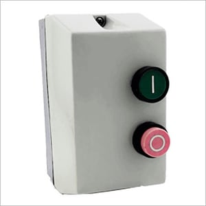 Magnetic Motor Starter Control Switch