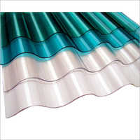 Corrugated Polycarbonate Sheet