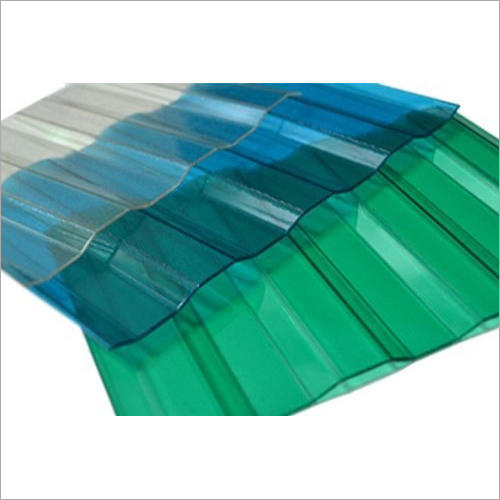 Coated Polycarbonate Sheet