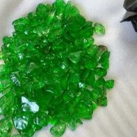 Green Crystal Chips