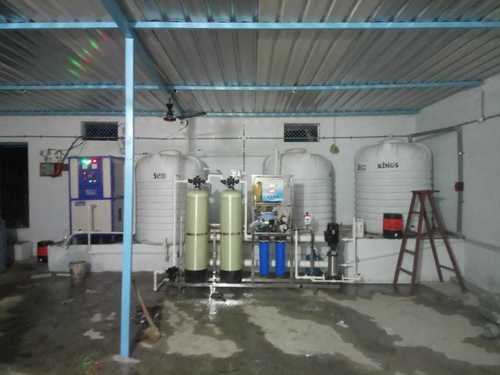Chilled Water Plant
