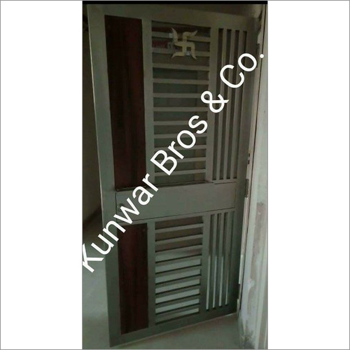 Residential Stainless Steel Door