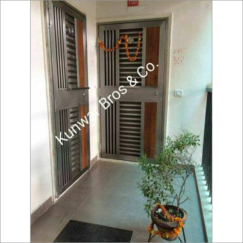 Domestic Stainless Steel Door