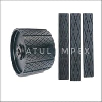 Drum Pulley Rubber Lagging