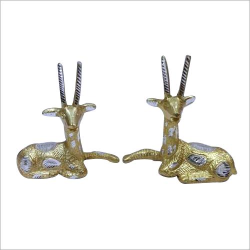 Brass Animal Statue
