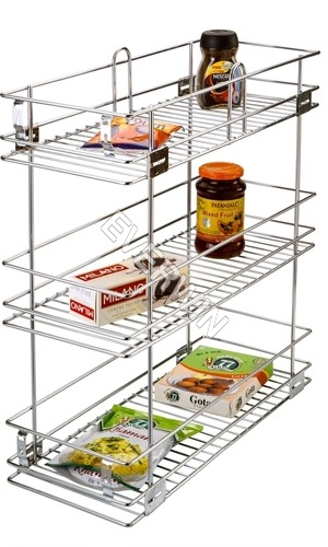 Three Shelf Pullout