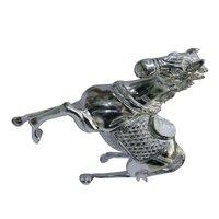 Silver Horse Statue