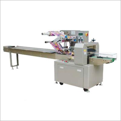 Automatic Horizontal Flow Wrap Type Pouch Filling Sealing Machine