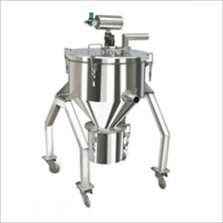 Vacuum Rated Transfer System