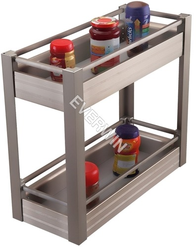 Pullout Basket, Two Shelf Pullout