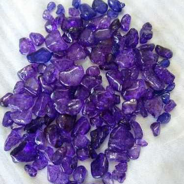 Purple Crystal Chips