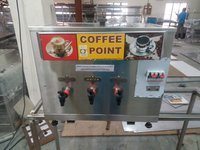 TEA &COFFEE MACHINES