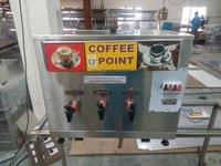 TEA &COFFEE MACHINES
